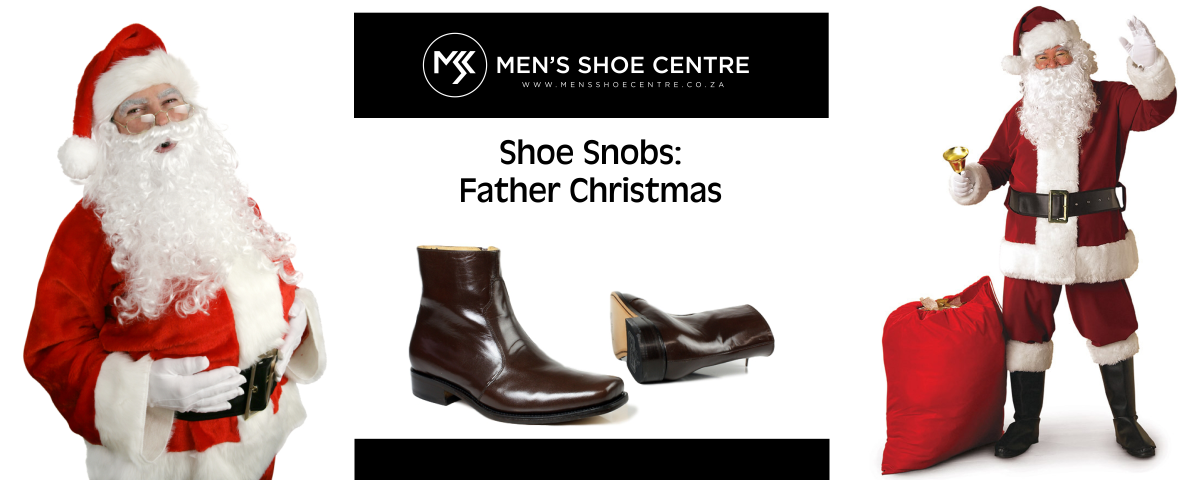 Shoe Snobs: Father Christmas-1430
