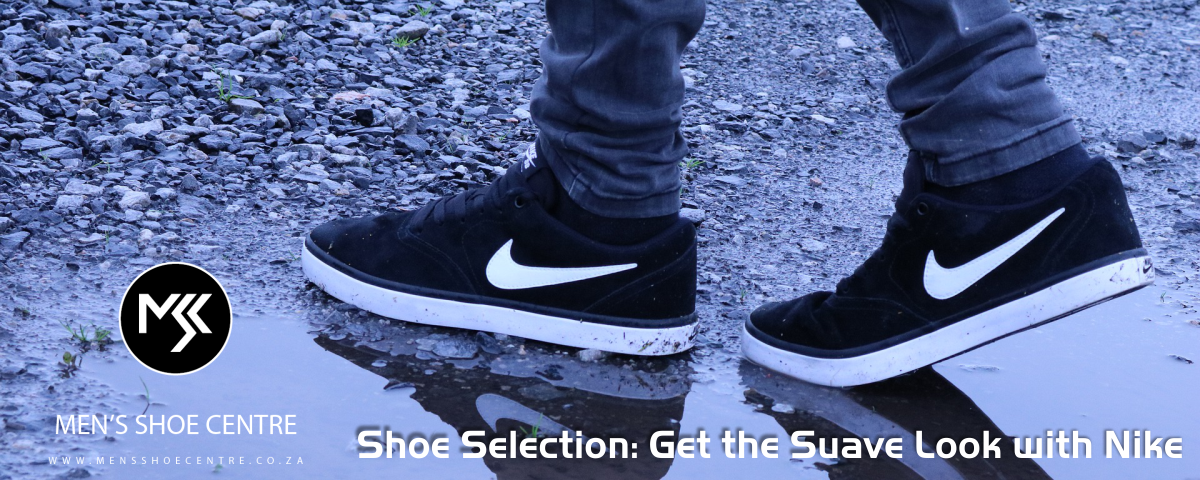 Shoe Selection: Get the Suave Look with Nike-1455