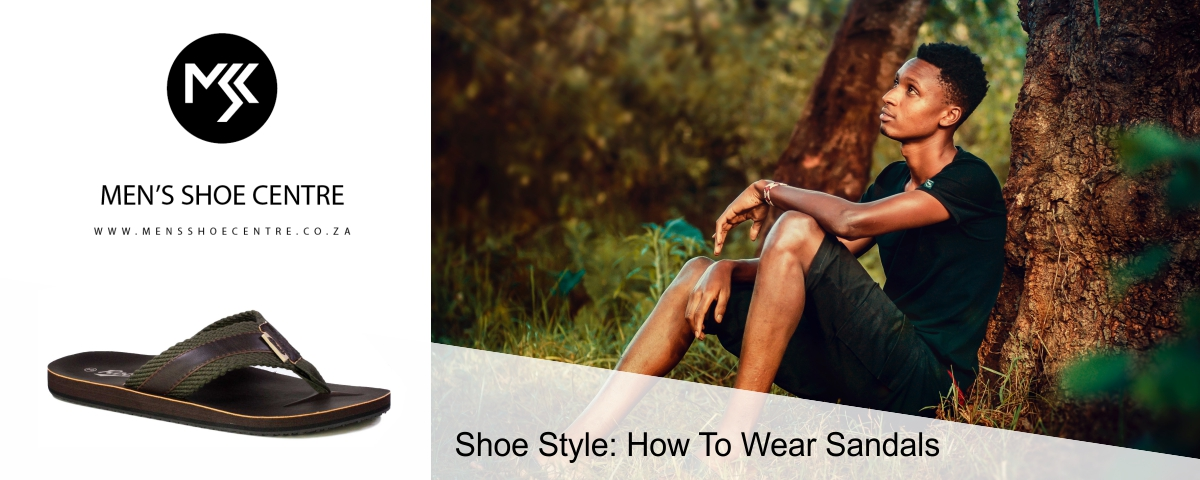 Shoe style: how to wear sandals