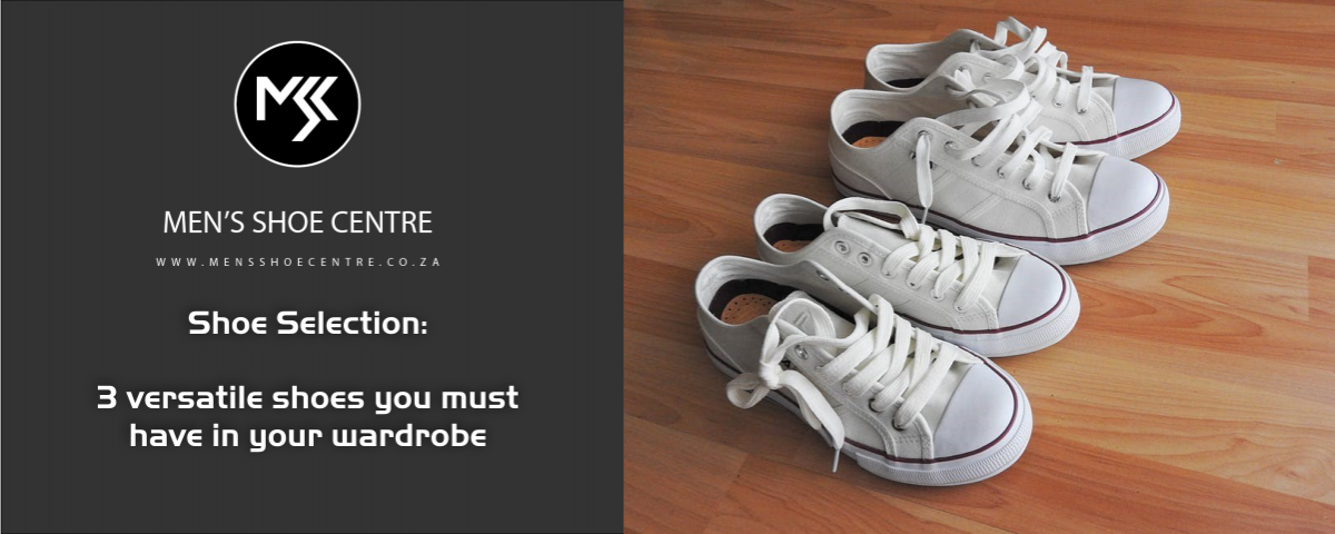 Versatile shoes for any occasion: white sneakers