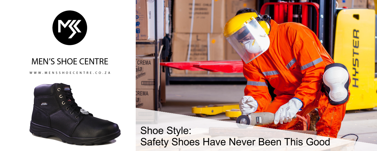 Safety Shoes Have Never Been This Good-1591